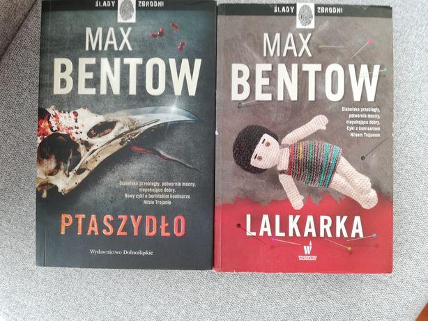 Lalkarka, Ptaszydło - Max Bentow