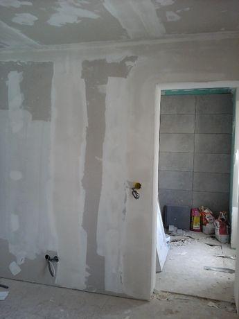 Remodelações e construções