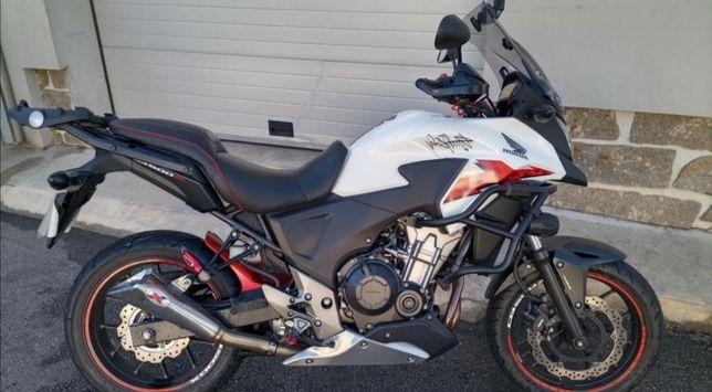 Honda CB500x 9000kms (nova)