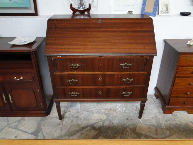 Escrivaninha em madeira - Bom estado geral