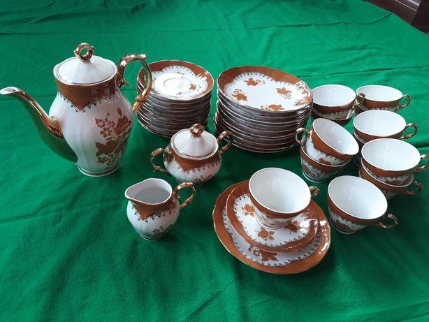 Porcelana Ćmielów - serwis kawowy