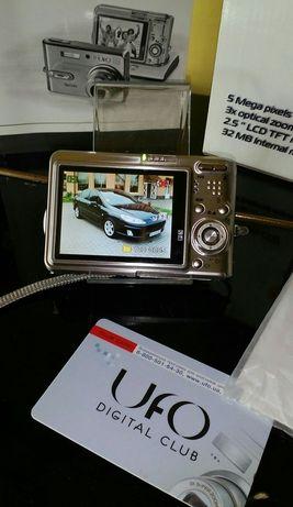 Цифровой фотоаппарат UFO DM5370 (сумка-чехол в подарок!)