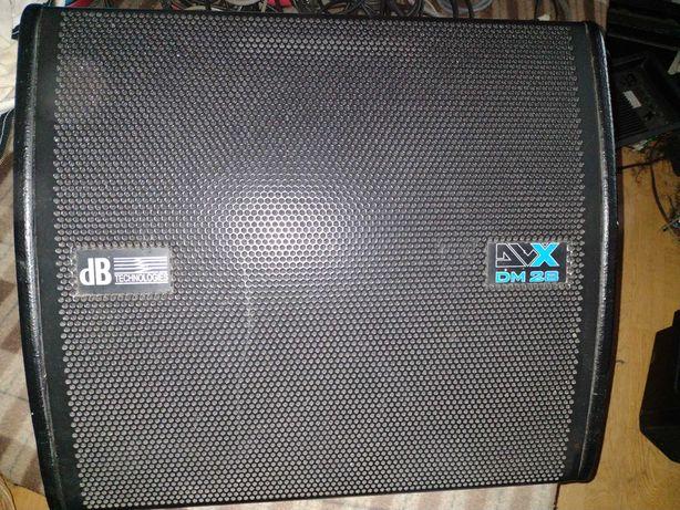 Monitor odsłuch Db technologies Dvx DM28