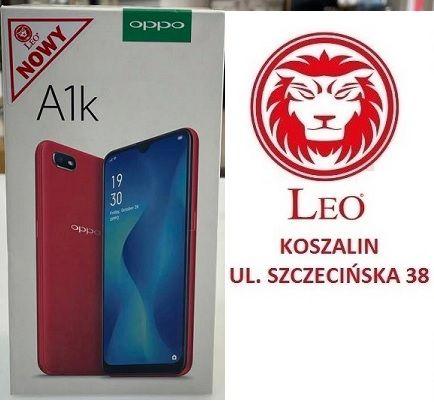 Telefon Oppo A1K CPH1923 3GB/32GB 2 Kolory Black/Red (A1K)