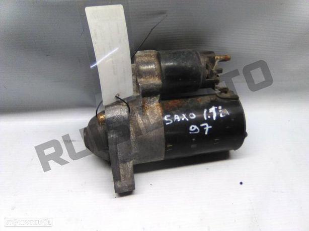 Motor De Arranque  Citroen Saxo 1.1 X,sx