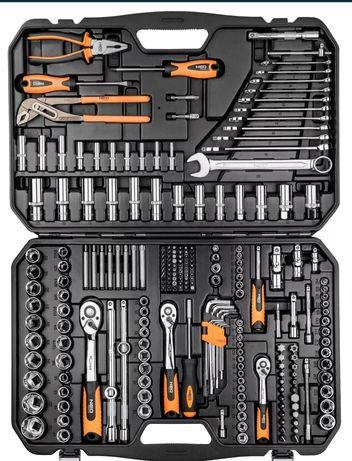 Neo Tools 233el. Zestaw kluczy nasadowych 08-681 .