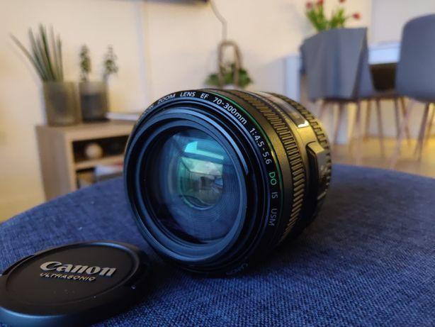 Obiektyw Canon EF 70-300 DO IS USM f/4.5-5.6