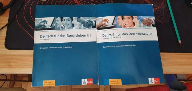 Deutsch für das Berufsleben B1 podręcznik + ćwiczenia Niemiecki