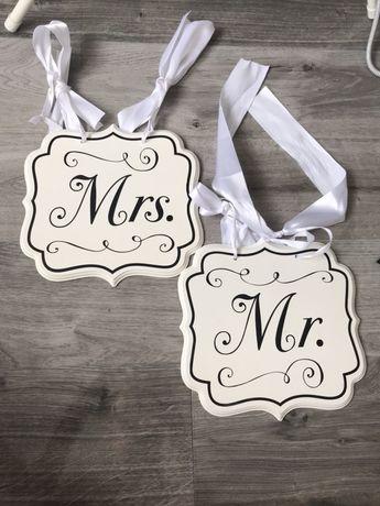 Tabliczki ślubne