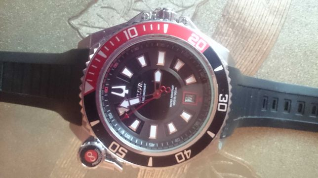 Часы Bulova 98b166 Precisionist Catamount