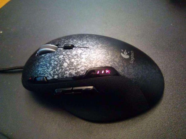 Ratos & teclado Gaming Steelseries & Logitech