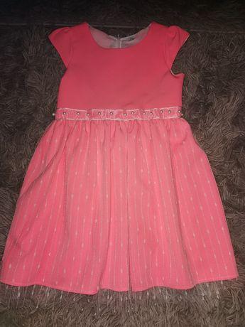 Sukienka w rozm 122