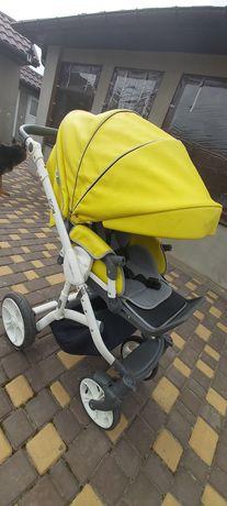 Детская коляска 2 в 1 Mioobaby Zoom