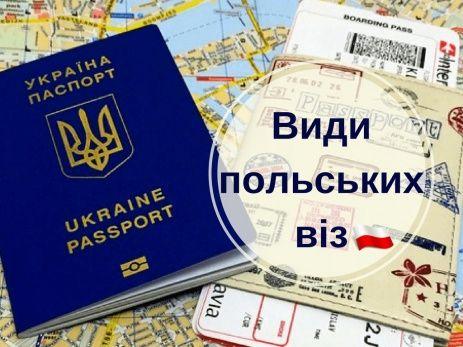 Польская виза, Сезонная и Воеводская виза в Польшу