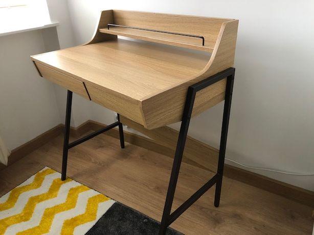 Biurko nowoczesne, małe loft