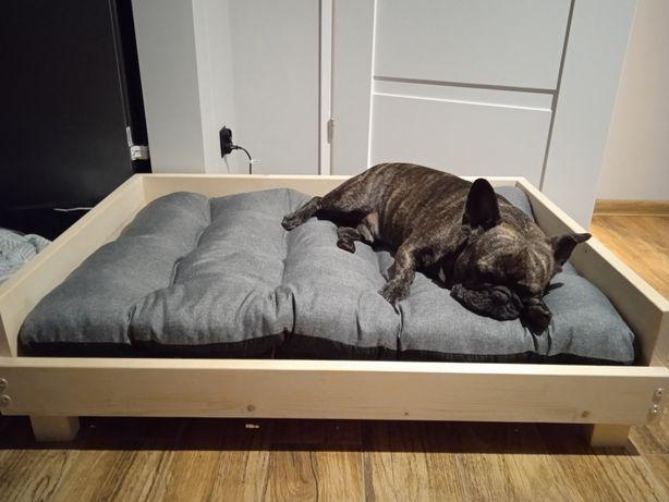 Lewgowiski dla psa i kota drewniane