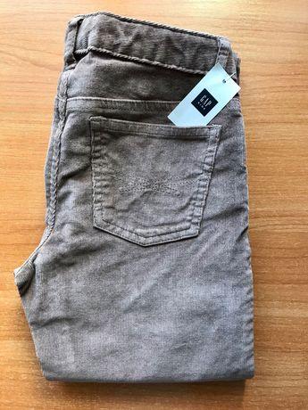 Вельветовые брюки Gap slim
