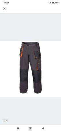 Spodnie robocze r. 60