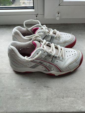 Asics детские теннисные кроссовки