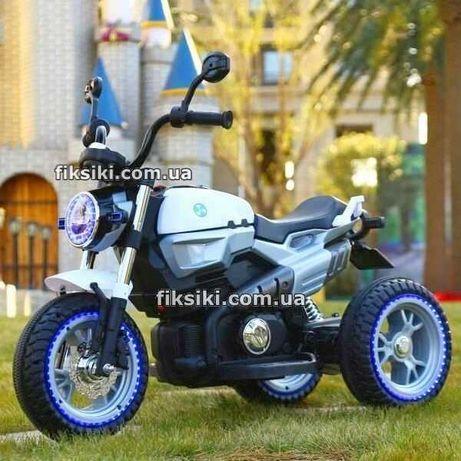 Детский электромобиль мотоцикл M 3687, Дитячий електромобiль