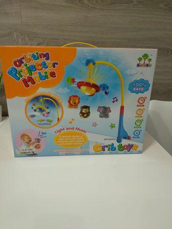 Детский мобиль ( игрушка для детской кроватки)