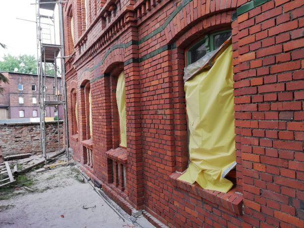 Mycie Renowacja Dachów Elewacji Kostki Cegła Bruk Ogrodzenia