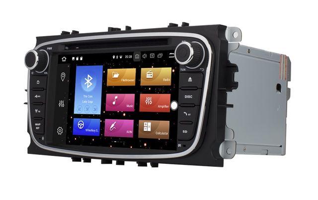 Radio FORD ANDROID 10 / 4GB Mondeo S-max Focus 2DIN Nawigacja PL 24H