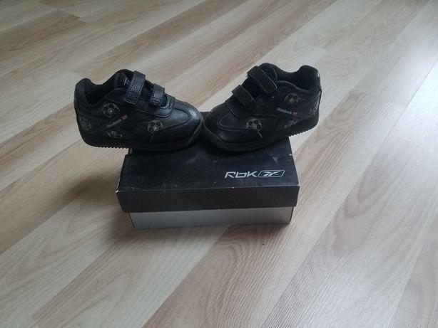 Buty dla chłopca Reebok, trampki dla chłopca Reebok jak nowe