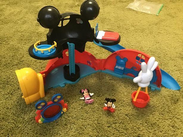 Disney duży domek myszki Miki i Minni