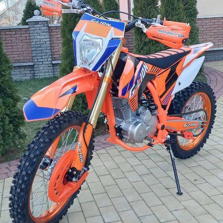 Мотоцикл ендуро кросс G-LION RX-250 горний