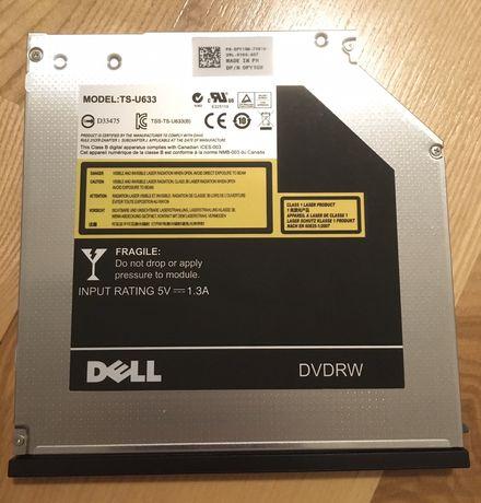 Nagrywarka DVD TS-U633 Dell Ultraslim 9.5 mm SATA do laptopa