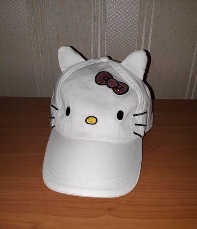 Отдам кепку Hello Kitty, 51 размер