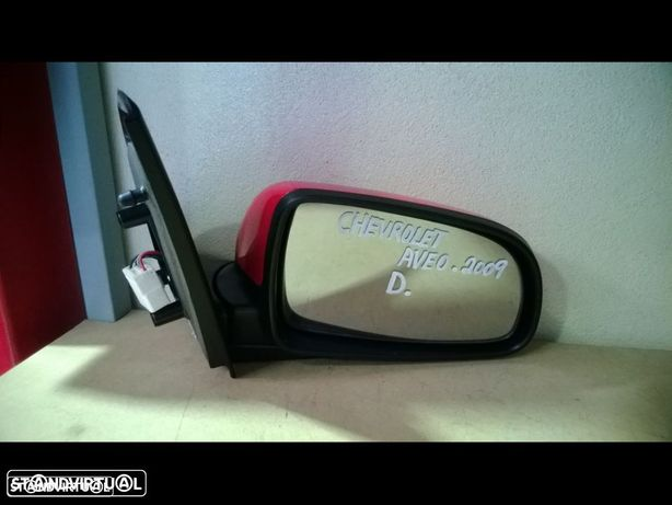 Espelho Chevrolet Aveo 2009
