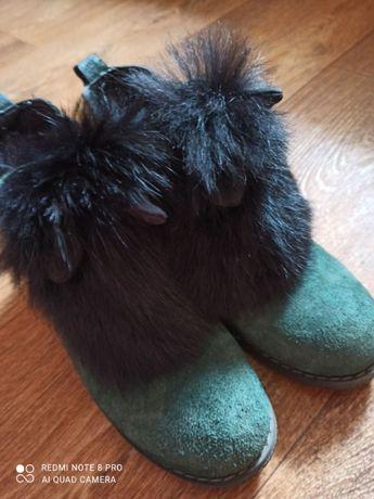 Ботинки-осень-весна