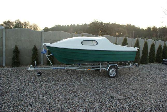 łódź łódka kabinowa PRODUCENT Laminex łodzie