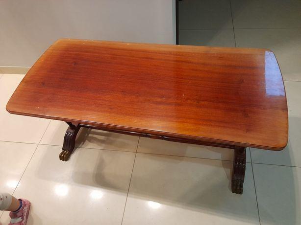 Stolik kawowy, ława 110cm x 50cm