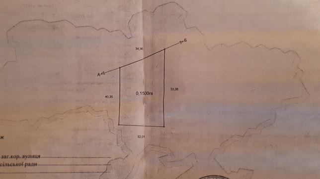 Продається земельна ділянка у с.Дідилів