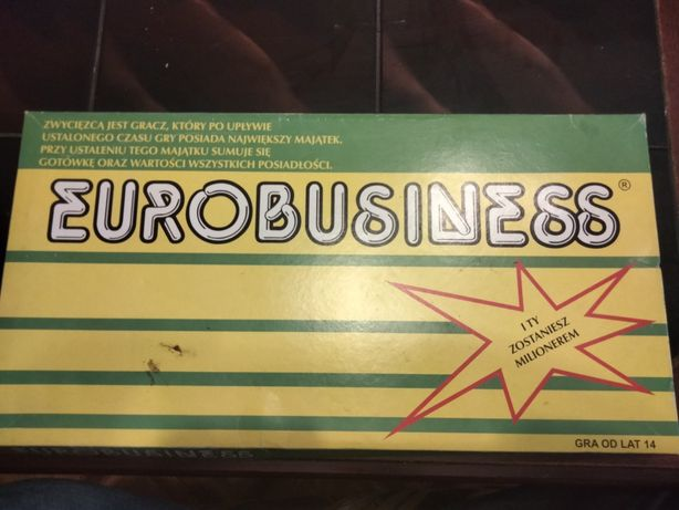 Eurobiznes gra strategiczna