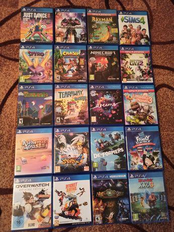 Детские игры Sony Ps 4/5(Большой выбор)