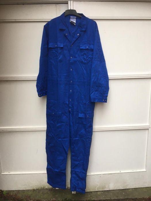 kombinezon ochronny roboczy ubranie robocze germany VDP safety M L XL Siemianowice Śląskie - image 1