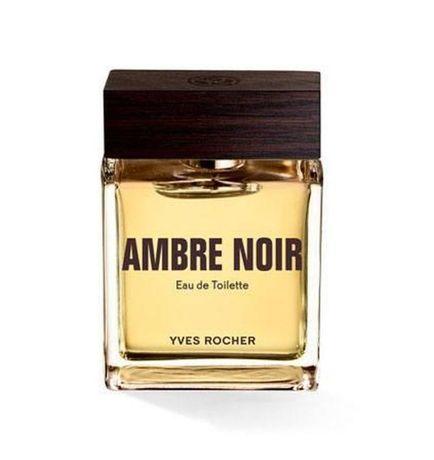 Мужская туалетная вода Ambre Noir 50мл Ив Роше Yves Rocher