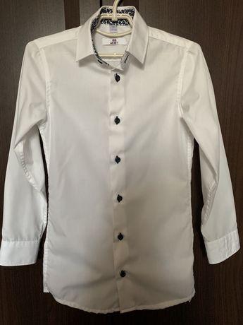 Рубашка біла для хлопчика