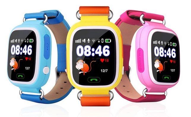 SMARTWATCH dla dzieci Q90 GPS Lokalizator