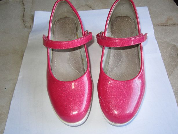 Перламутровые туфельки,сияющие ботинки