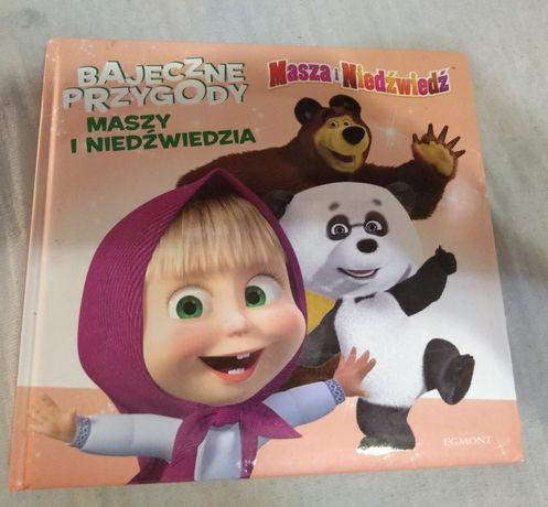 Książka Przygody Maszy i Niedźwiedzia 5 przygód
