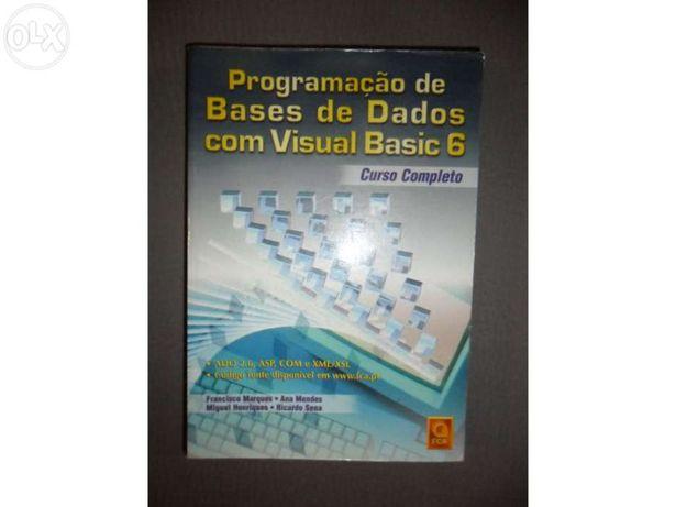 Programação de base de dados com VB6