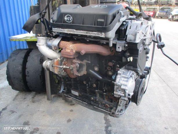 Motor diesel G9U730 G9UB730 OPEL / VIVARO / 2004 / 2.5DCI / BOSCH / 135CV /