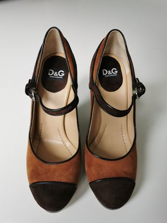 Buty, botki D&G, Dolce&Gabbana 36 oryginał Chanel, Gucci