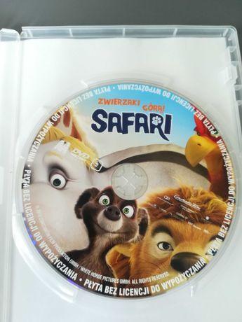 "Film DVD animowany ""SAFARI"""