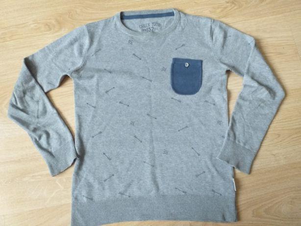 Sweter chłopięcy Reserved rozm. 152 cm